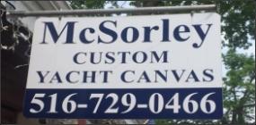 McSorley Custom Yacht Canvas